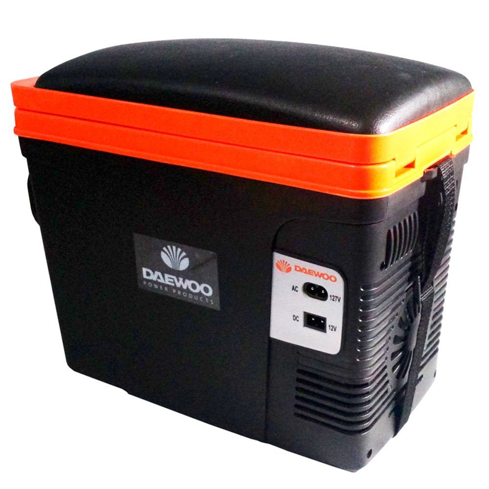 Mini Geladeira Portátil Termoelétrica 6 Litros 12V/ - Imagem zoom