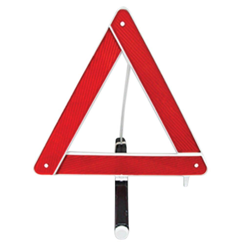 Triângulo de Segurança com Base Pesada e Bolsa Carpete - Imagem zoom