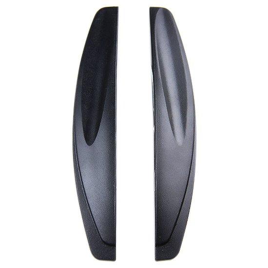 Protetor de Porta de Porta Flexível Preto - Imagem zoom