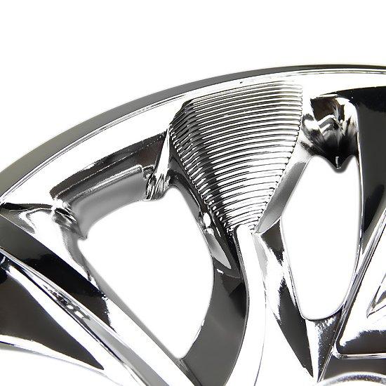 Calota Esportiva Aro 14 DS4 Cubo Alto 4 x 100/ 4 x 108 Chrome - 01 Unidade - Imagem zoom