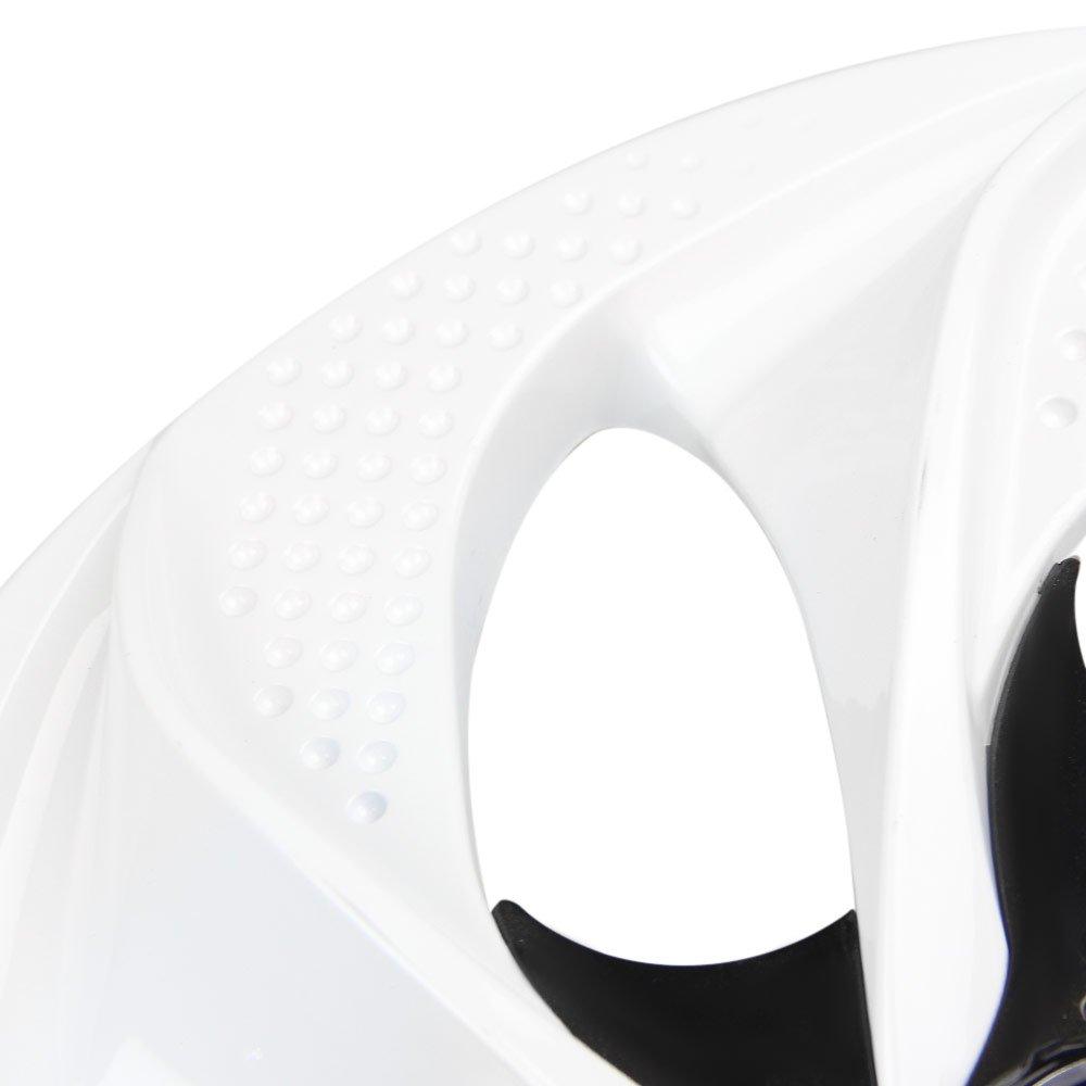 Calota Esportiva Aro 14 Evolution Cubo Alto 4 x 100/ 4 x 108 - White / Black - 01 Unidade - Imagem zoom