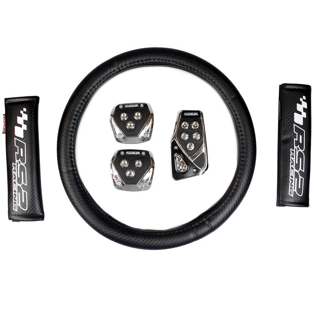 Kit Sport Capa para Volante + Acessórios - Imagem zoom