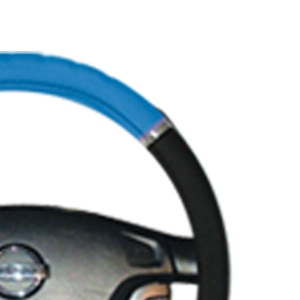 Capa para Volante Preto com Azul - Imagem zoom