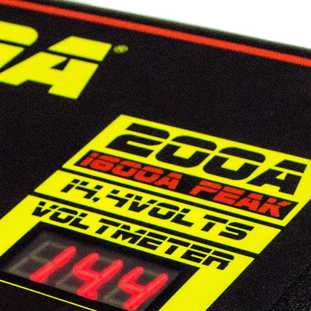 Fonte Automotiva 200A 14,4V com Voltímetro Digital  - Imagem zoom