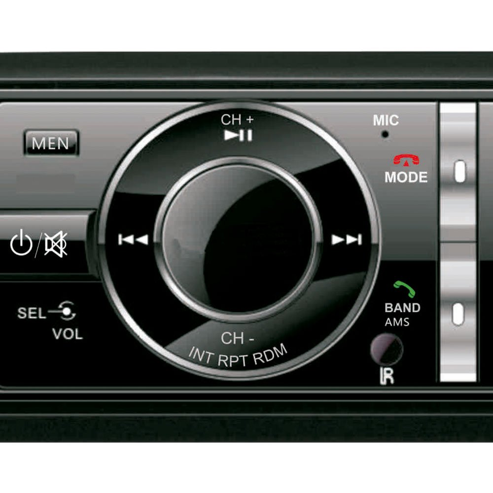 DVD Player Automotivo 1 Din 3 Pol.  - Imagem zoom