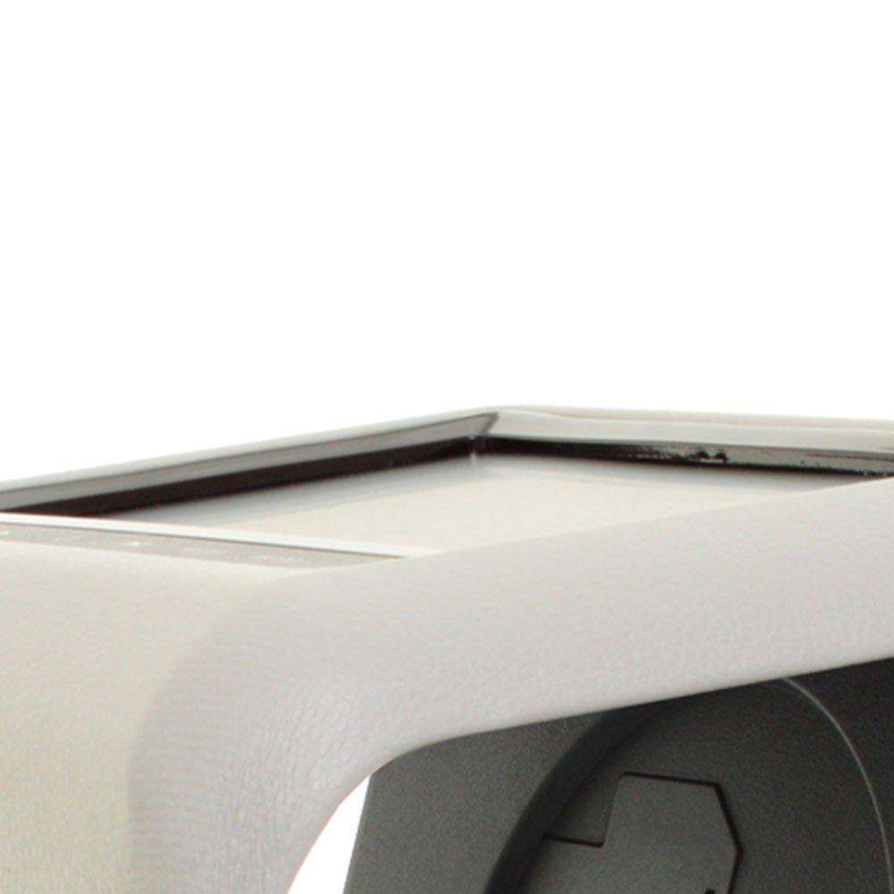 Encosto de Cabeça Acoplável com Monitor 9 Pol. e Leitor DVD/USB/MP3/MP4/MP5 Cinza - Imagem zoom