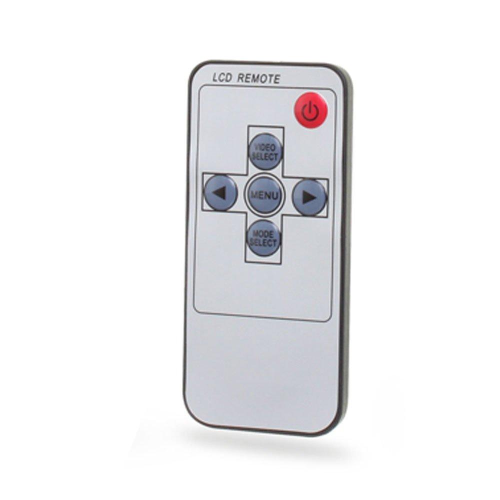 Encosto de Cabeça com Monitor e Leitor DVD/USB 7 Pol. Bege - Imagem zoom