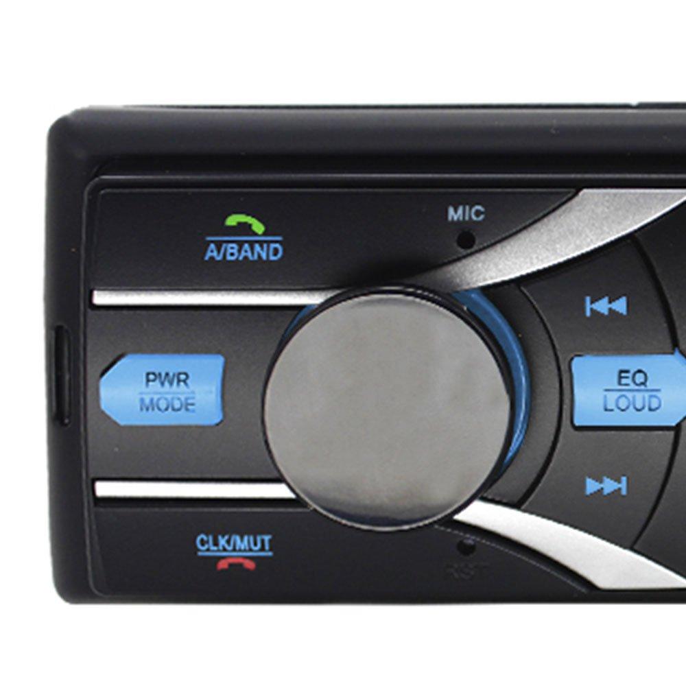 Aparelho de Som Automotivo Rádio Bluetooth MP3 4x25W - Imagem zoom