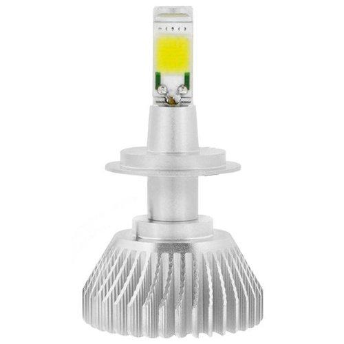 kit lâmpada de led h11 32w 2800 lúmens 6000k para farol automotivo
