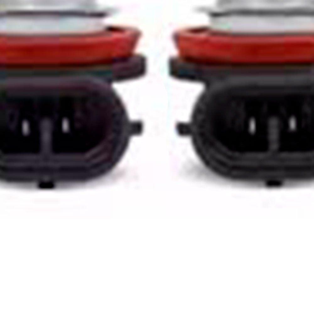 Par de Lâmpadas H11 24V Super Branca para Caminhão - Imagem zoom