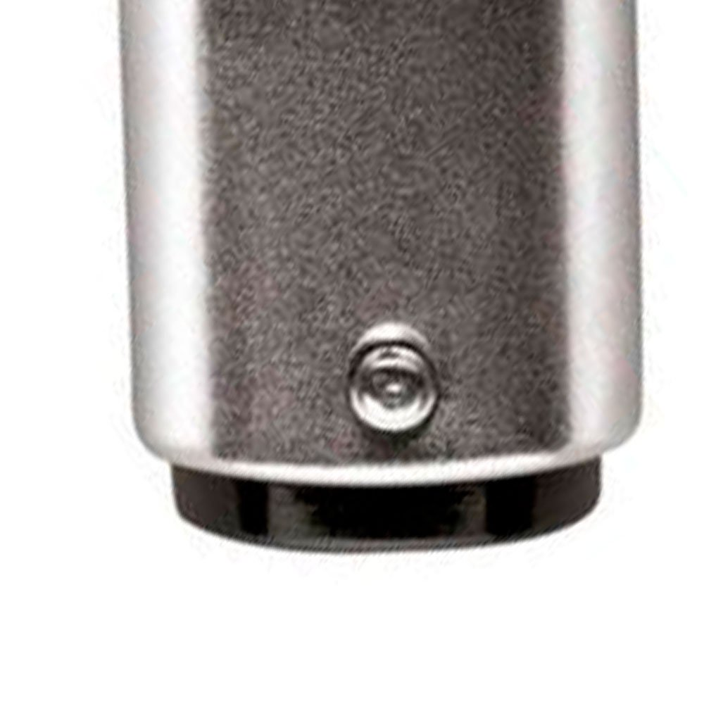 Lâmpada de Freio 2P S25 21/5W 24V BAY15D Clara com 10 Unidades - Imagem zoom