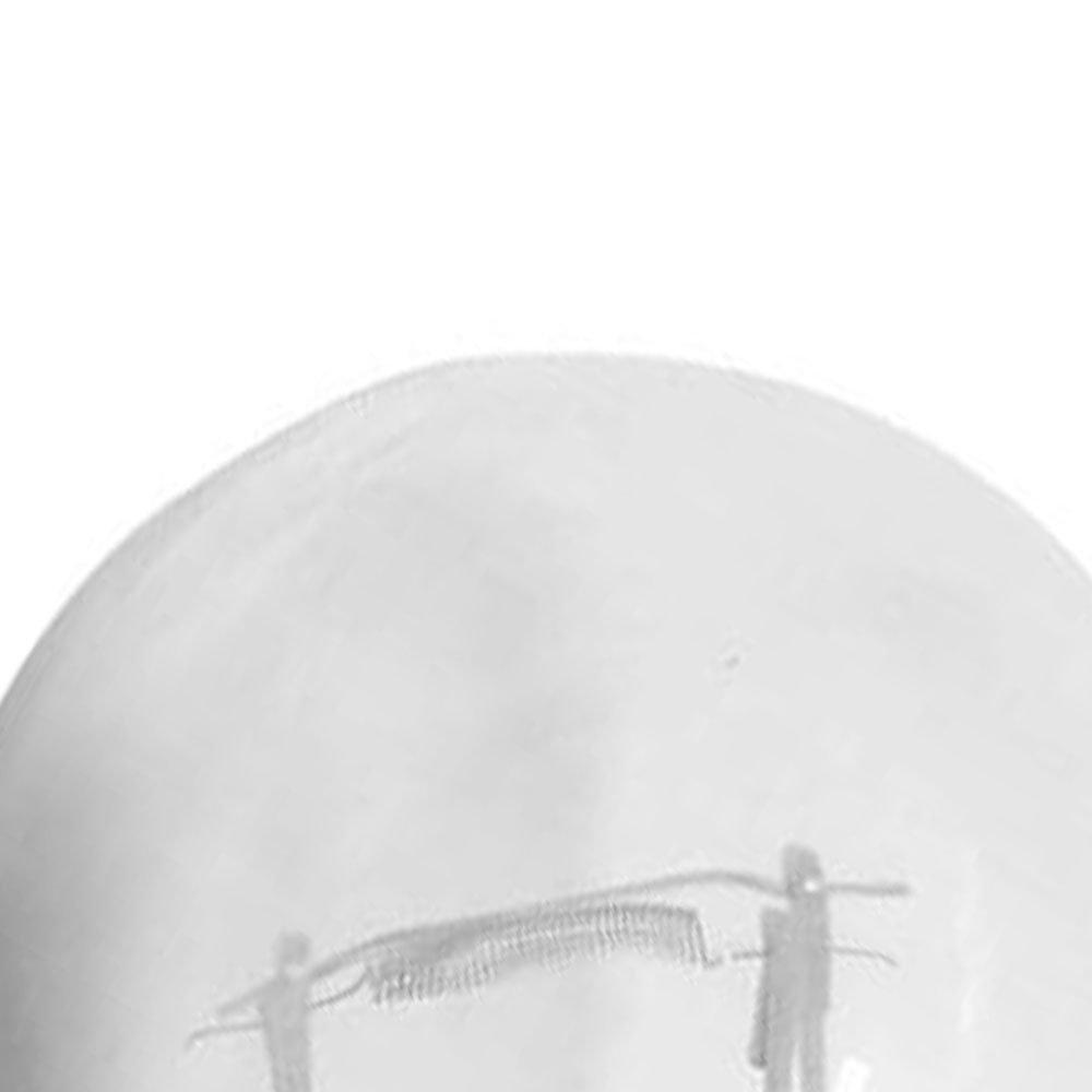 Lâmpada de Freio 1P S25 21W 12V BA15S Clara com 10 Unidades - Imagem zoom