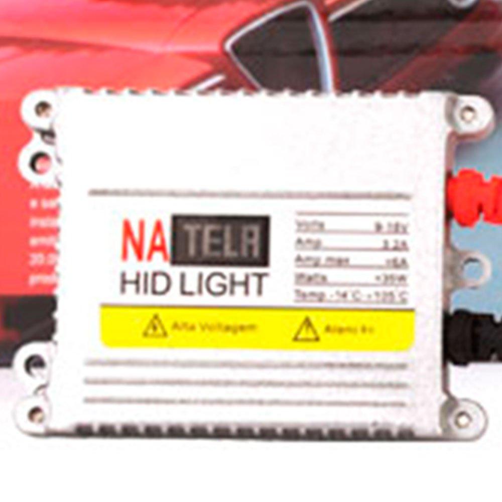 Kit Xênon Completo H4-2 8000K Tonalidade Azulada - Imagem zoom