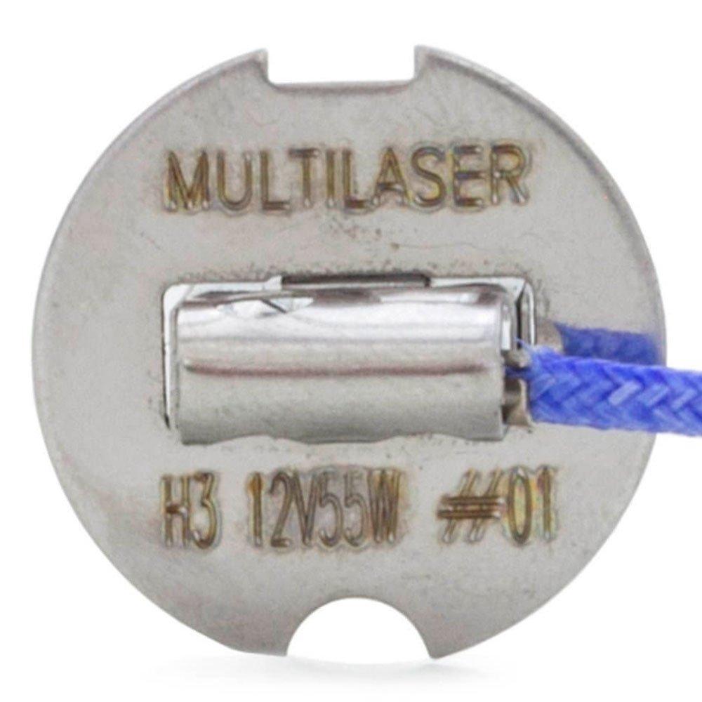 Lâmpada Automotiva H3 12V 55W Comum Unitária - Imagem zoom