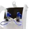 Lâmpada Automotiva H3 12V 55W  5000K Super Branca - Imagem 2
