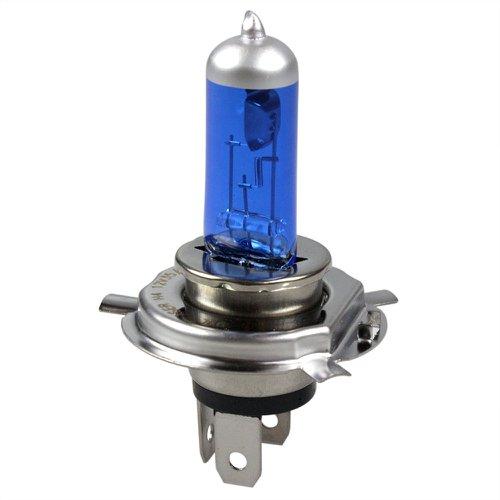 lâmpada moto h4 12v 35/35w 5000k super branca unitária