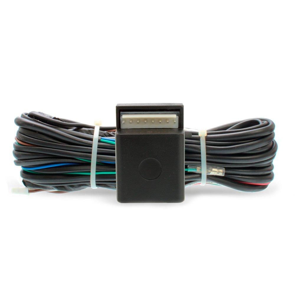 Kit Trava Elétrica Universal 4 Portas Dupla Serventia - Imagem zoom