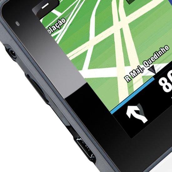 GPS Tracker Touchscreen 4.3 Pol - Imagem zoom