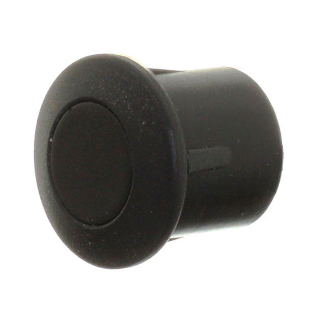 Sensor de Estacionamento 4 Pontos Preto Emborrachado com Display LED Colorido - Imagem zoom