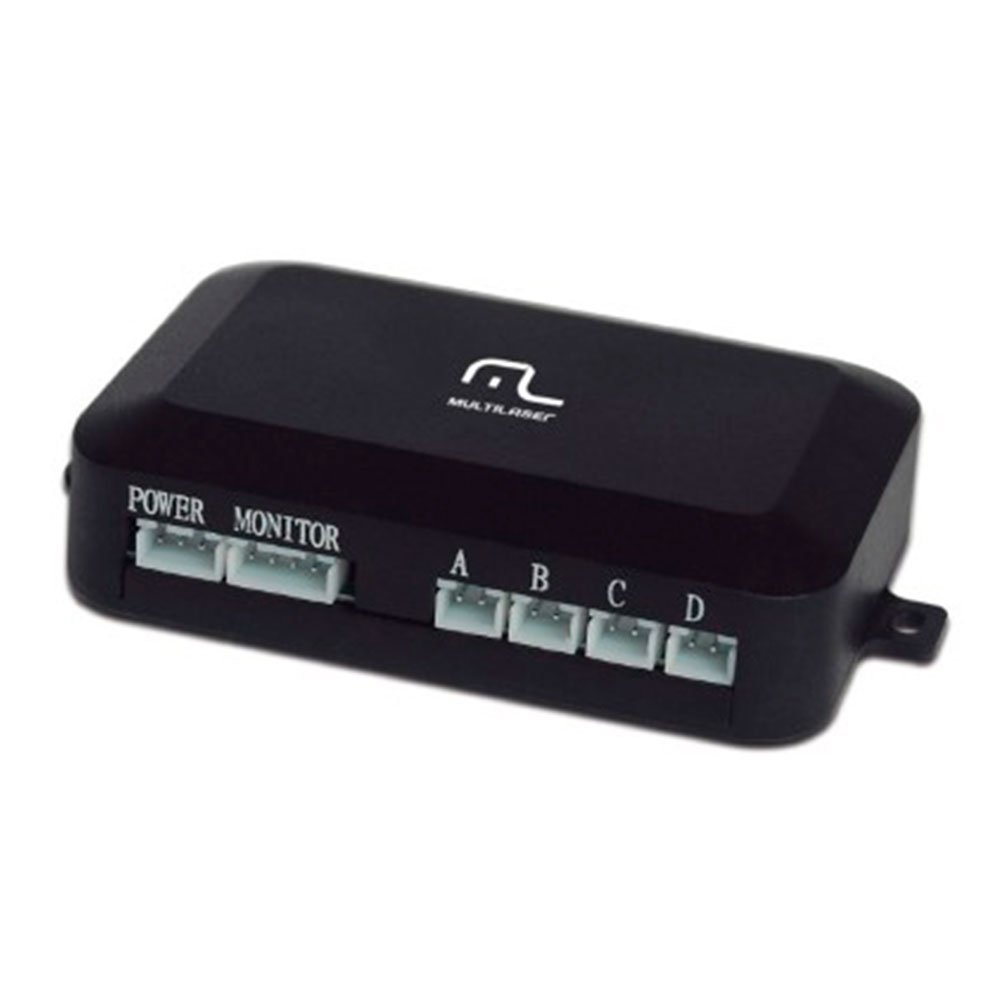 Sensor de Estacionamento com LED 4 Pontos e Conector 18,5mm Clip Metálico - Imagem zoom