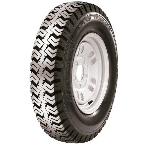 pneu 7.50-16 12 lonas super traction para caminhão de carga leve