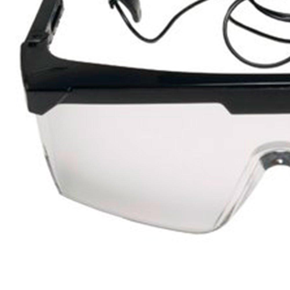 82a61cc04 Óculos de Segurança Vision 3000 Transparente com Tratamento Antirrisco -  Imagem zoom