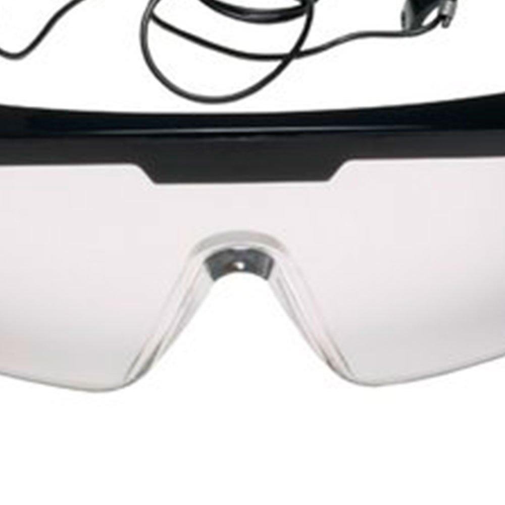 Óculos de Segurança Vision 3000 Transparente com Tratamento Antirrisco - Imagem zoom