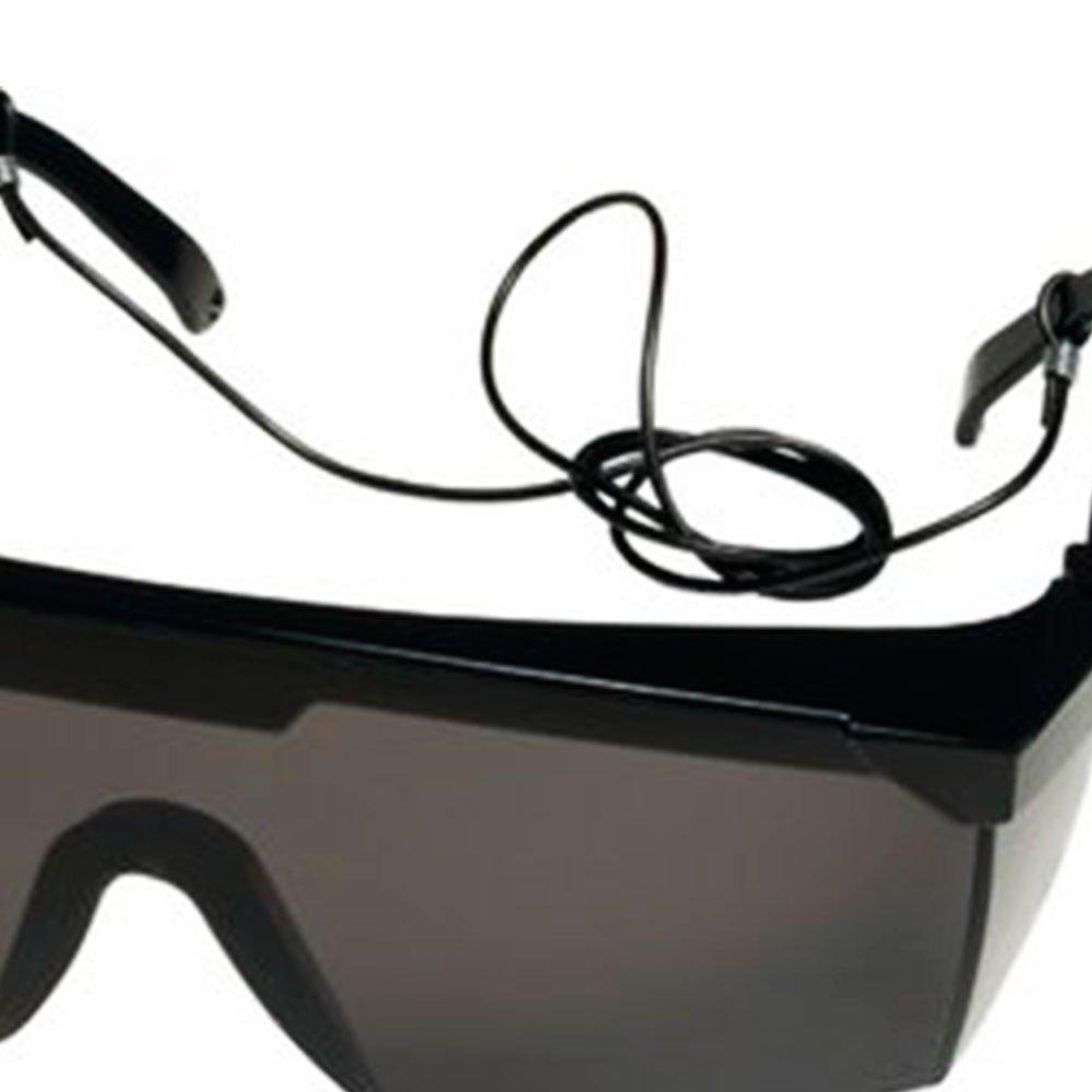 Óculos de Segurança Vision 3000 Cinza com Tratamento Antirrisco - Imagem  zoom 484cec554b