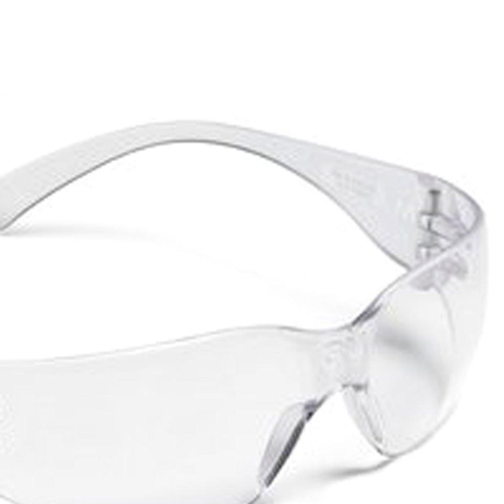 Óculos de Segurança Virtua Transparente com Tratamento Antirrisco - Imagem  zoom 1d317c973a