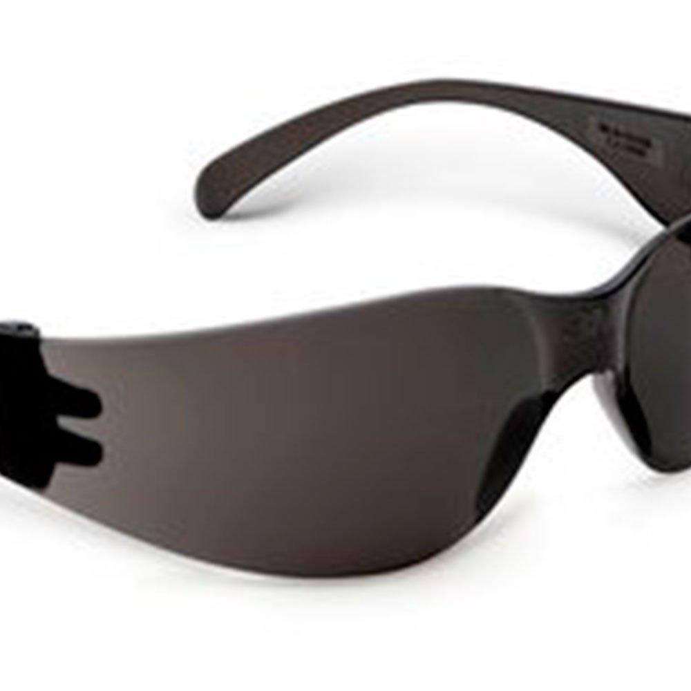 e63d50690235b Óculos de Segurança Virtua Cinza com Tratamento Anti-risco e Anti-embaçante  - Imagem