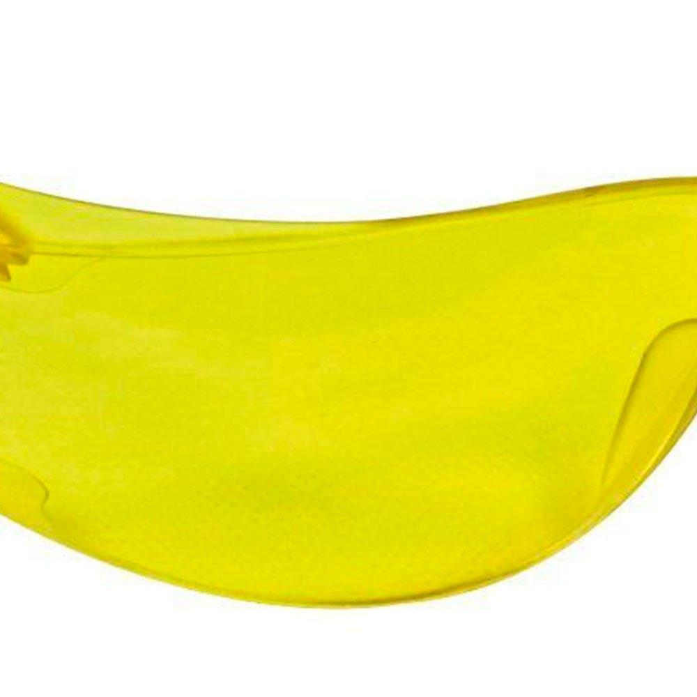 Óculos de Segurança Harpia/Croma Modelo Centauro Amarelo - Imagem zoom