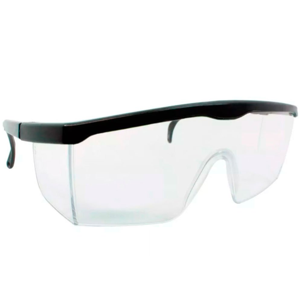 3d1b39833c8fa Óculos de Segurança Antirrisco Titan Incolor - PROTEPLUS-2870009 - R ...