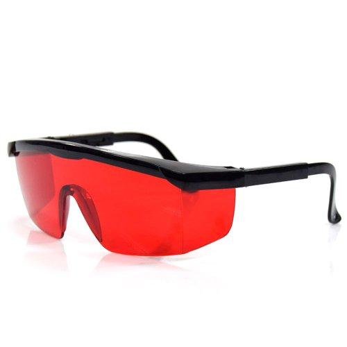 óculos de segurança para visualizar laser