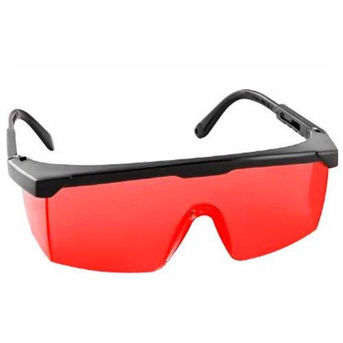 óculos de visualizar laser vermelho