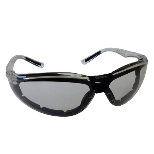 óculos de segurança esportivo cayman f - incolor espelhado