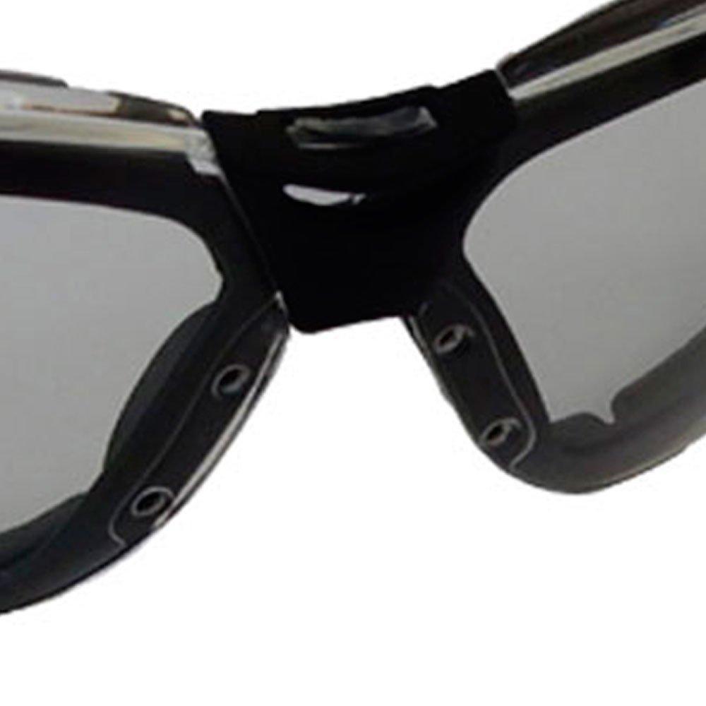 Óculos de Segurança Esportivo Cayman F - Incolor Espelhado - Imagem zoom c8bd73a82fd55