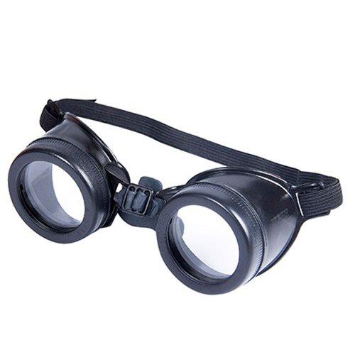 óculos de solda maçariqueiro com lente incolor