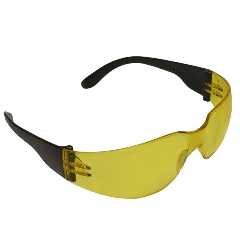 Óculos de Proteção Águia Anti-risco Amarelo - Imagem zoom