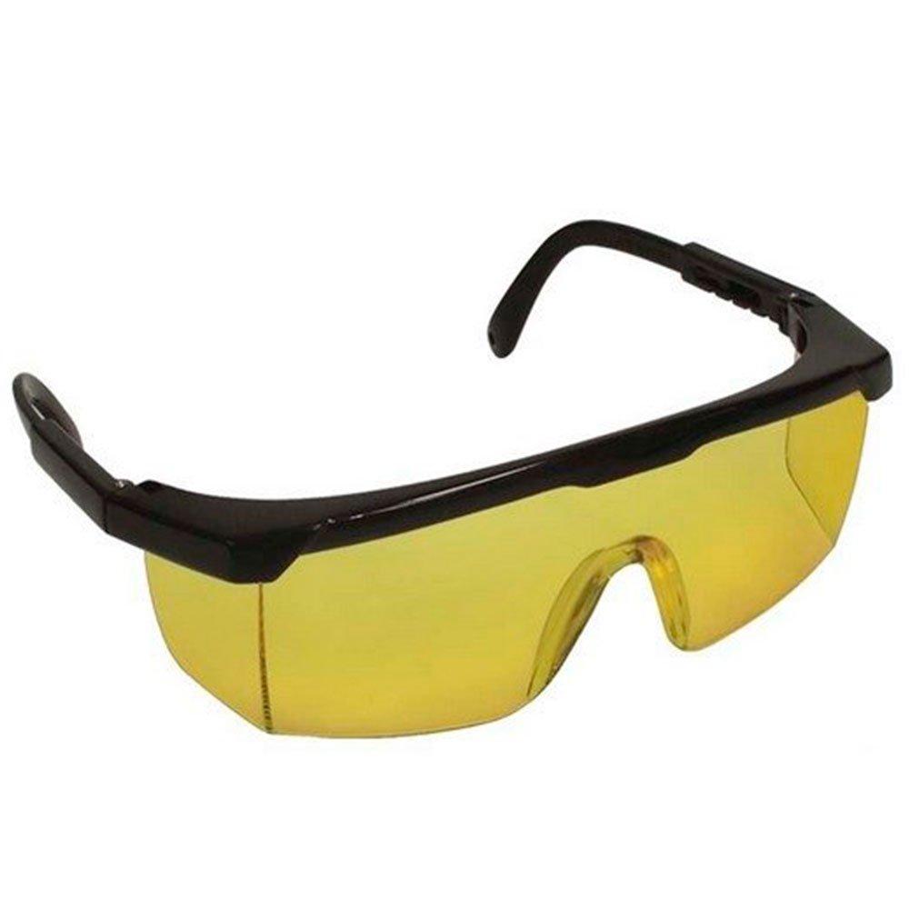 6acb27e23 Óculos de Proteção Fênix Anti-risco Amarelo - DANNY-DA14500AM - R ...