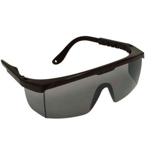 b227fd29b6a34 Oculos de Protecao Fenix Anti-risco UVAUVB Cinza Fume - DANNY ...