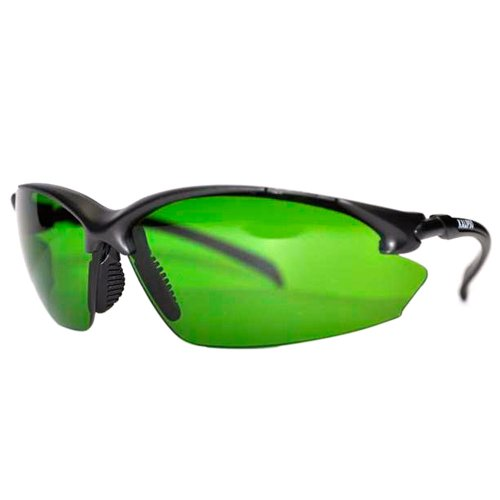 óculos de segurança capri verde