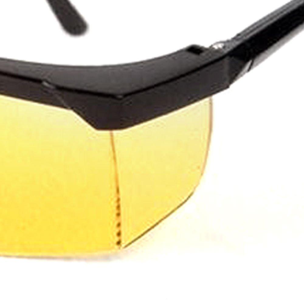 Óculos de Segurança Jaguar Amarelo - Imagem zoom