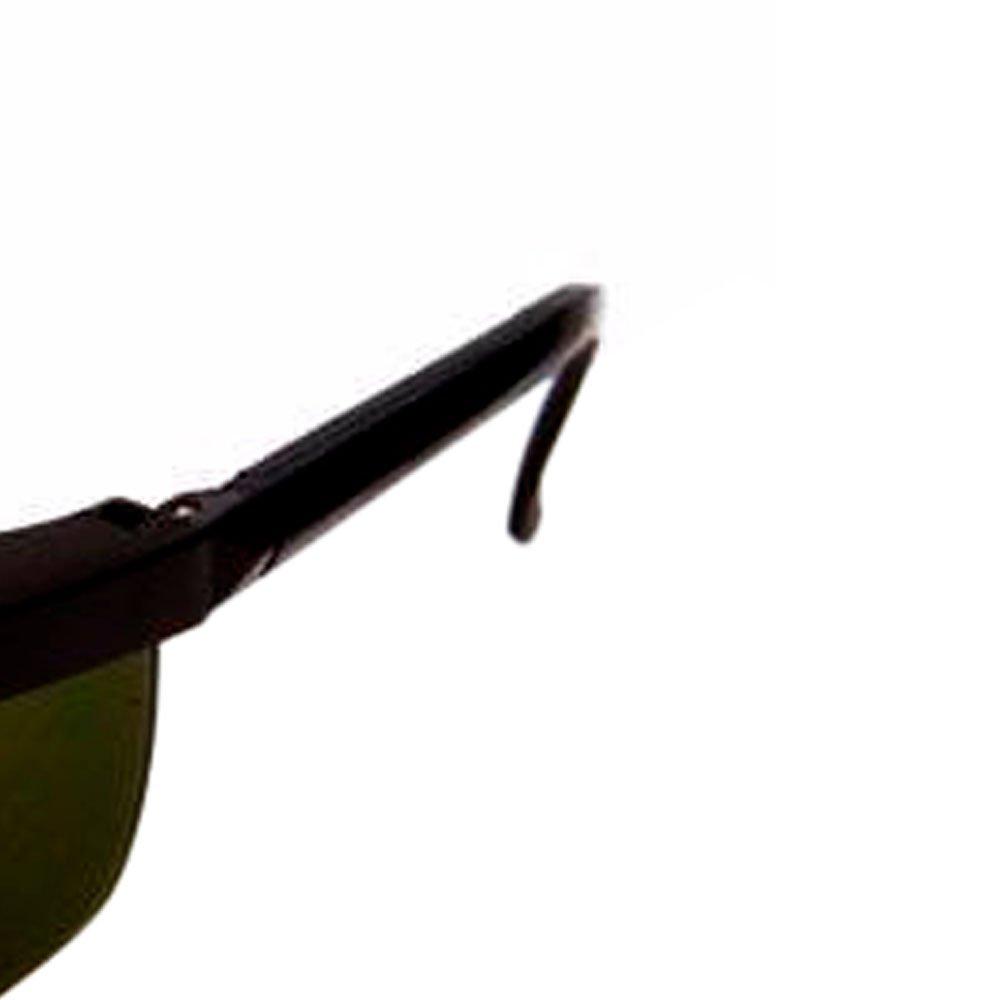 Óculos de Segurança Jaguar Tonalidade 5 com Filtro de Raios Infravermelhos - Imagem zoom