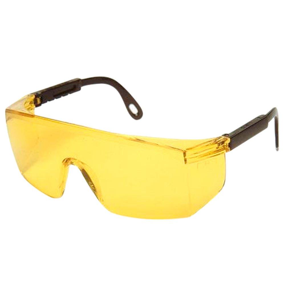 0ca2042aeee2f Óculos de Proteção Jaguar Amarelo Anti-Risco - KALIPSO-01.02.1.1 - R ...