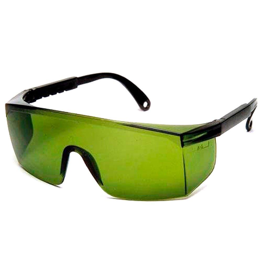 96e1713c421dd Óculos de Proteção Jaguar Verde com Filtro UVA e UVB - KALIPSO-01.02 ...