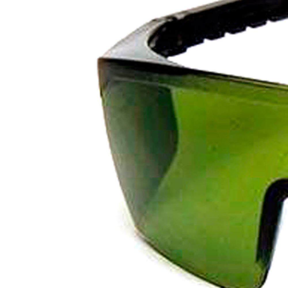 38cb7dae55262 Óculos de Proteção Jaguar Verde com Filtro UVA e UVB - KALIPSO-01.02 ...