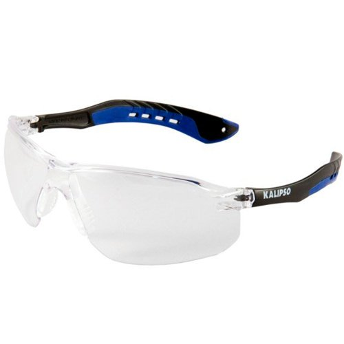óculos de segurança jamaica incolor anti-embaçante