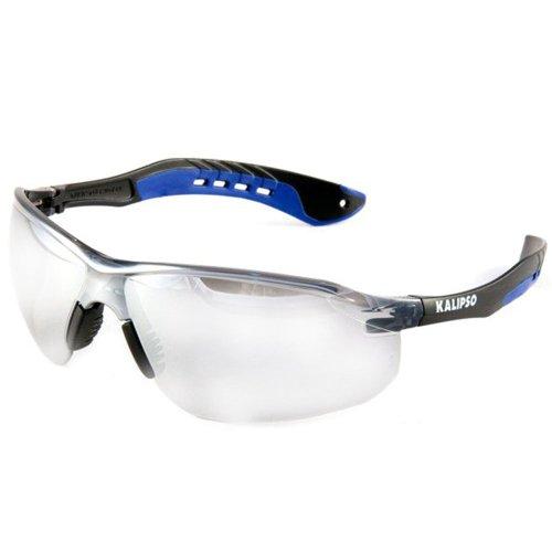 7e9480c2ccf9f óculos de proteção jamaica incolor espelhado com filtro uva, uvb e uv400