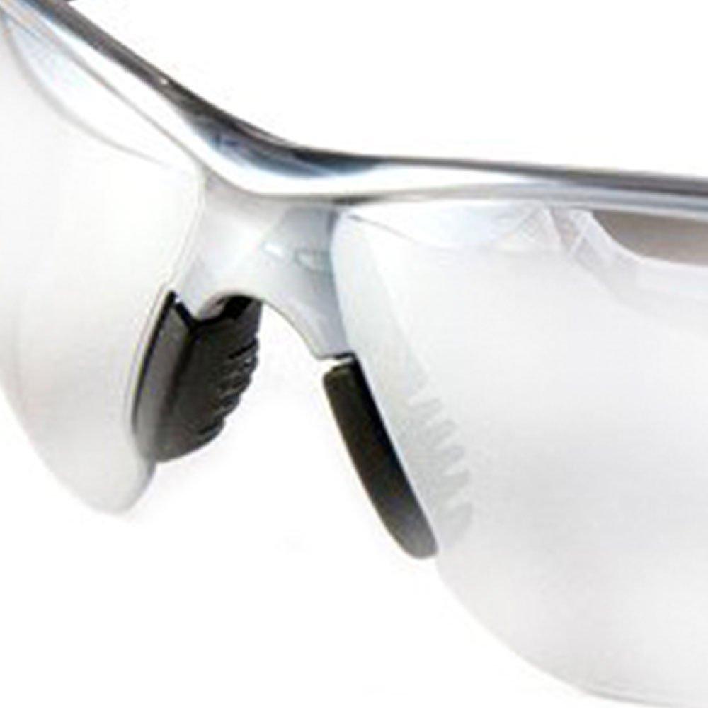 d96d641f0 Óculos de Proteção Jamaica Incolor Espelhado com Filtro UVA, UVB e UV400 -  Imagem zoom