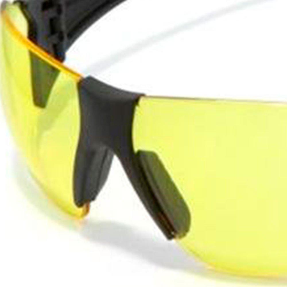Óculos de Proteção Java Amarelo - Imagem zoom